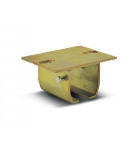 Soporte de techo para atornillar guía GIPI pequeña