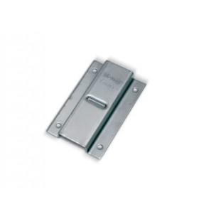 Corredera para barras de 30x10 con placa para atornillar