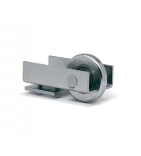 Rueda de soporte con placa para atornillar